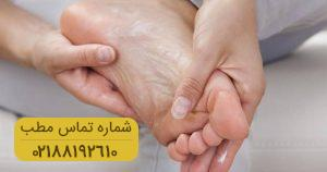 راهکار های موثر در درمان ترک پاشنه پا