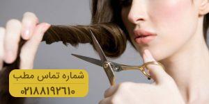 ۹ نکته بسیار مهم قبل از کوتاه کردن مو