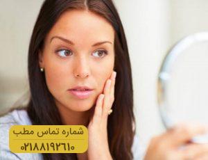 چه عواملی باعث جوش زدن صورتمان می شود؟