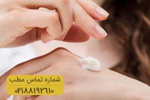 خشکی پوست ناشی از بیماری