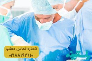 جراحی کاهش وزن نتایج بلند مدت دارد.