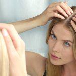ریزش مو به دلیل رژیم گیاهی