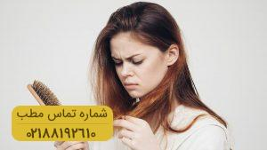 اصلی ترین علت ریزش مو و راه های پیشگیری از ریزش مو
