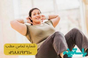 چرا زنان خیلی آهسته تر از مردان وزن کم می کنند؟