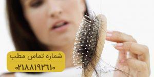 آیا استرس باعث ریزش مو می شود؟